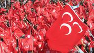 MHP'de kılıçlar Ankara adayı için çekildi!
