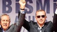 Erdoğan, Bismil'de halkı Arınç'la birlikte selamladı!