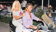 Ajda Pekkan gazetecilerden motorla kaçtı!