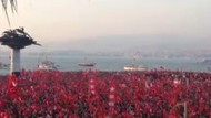 İzmir'de 250 bin kişi andımızı okudu!