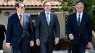 Kıbrıs'ta liderler 1 ay sonra tekrar bir arada