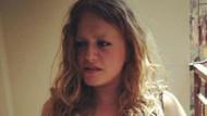 Platonik aşk yaşadığı genç kızın boğazını kesti