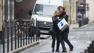 Chris Martin ve Annabelle Walls'ın Paris romantizmi