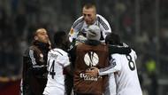 Beşiktaş Rusya'da kritik randevuda