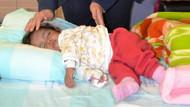 Nacan Bebek kurtuldu, annesi öldü