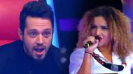 Gürcü yarışmacı jürinin ağzını açık bıraktı!