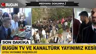 Bugün TV ve Kanaltürk yayını kesildi!
