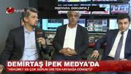 Demirtaş Bugün TV yayınına katıldı