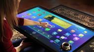Samsung'dan 18.4 inçlik dev tablet