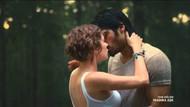 İnadına Aşk'ta ateşli öpüşme sahnesi ekrana kitledi