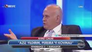 Ahmet Çakar'dan Hacıosmanoğlu'na sert yorum!
