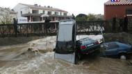 Fransa'da sel felaketi: 13 ölü var!
