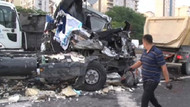 Ankara'da yine otobüs kazası: 12 yaralı