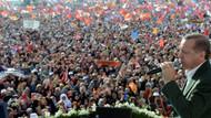 Erdoğan'ın sesini duyan oraya koştu