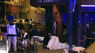 Paris'te dehşet! CANLI YAYIN