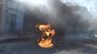 IŞİD'den Telabyad'da intihar saldırısı