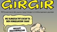 Gırgır'dan olay Davutoğlu kapağı!
