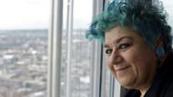 Gazetecilerin soruları Serra Yılmaz'ın moralini bozdu