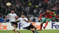 Beşiktaş 1-1 Lokomotiv Moskova