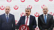 BBP Genel Başkanı Destici'den istifa sinyali