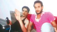 Öldürülen gazeteci katili ile aynı karede!