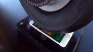 iPhone 6S'i yarış motoruyla test ettiler