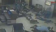 Gezi'de yargılananlara dayak kamerada