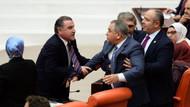 CHP'li Gök konuşurken Meclis karıştı