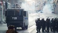 Taksim'de HDP yürüyüşüne polis müdahalesi