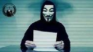Anonymous, Putin'e inandı Türkiye'ye saldırdı!