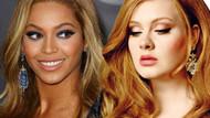 Adele: En büyük önceliğim Beyonce