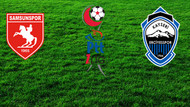Samsunspor - Kayseri Erciyesspor: 0 - 0