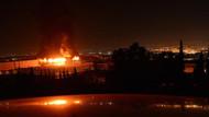 Bursa'da 800 kişiyi yakan yangın