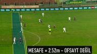 Akhisar - Osmanlıspor maçında skandal!
