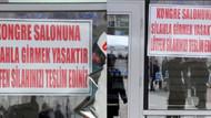Trabzonspor Kongresi'nde ilginç uyarı