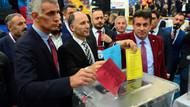 Trabzonspor'un yeni başkanı Muharrem Usta oldu!