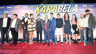 Kara Bela'ya Açıkhava'da gala yapıldı
