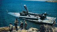 Kıbrıs Barış Harekatı'nın yeni görüntüleri