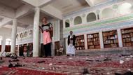 Bayram kana bulandı! Camiye intihar saldırısı..