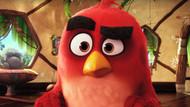 Angry Birds'ün filminden ilk fragman