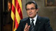Katalonya Başkanı Artur Mas'a yargı takibi