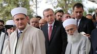 Erdoğan Aziz Gülbaran'ın cenaze törenine katıldı