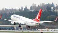 Alkollü Rus kadın yolcular THY uçağından atıldı