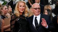 Medya devi Rupert Murdoch ve Jerry Hall evleniyor