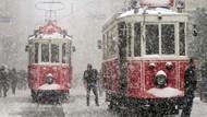 Lodos bitiyor, kar geliyor!