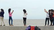 Hindistan'ın Mumbai şehrinde selfie çekmek yasaklandı