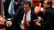 Meclis'te kavga çıktı: Milletvekilliğimi yakarım