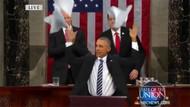 Obama mikrofonu yere attı, kürsüdeki kağıtları fırlattı