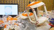 Lego sanatçıları iş başında: Gerçek boyutlu BB-8
