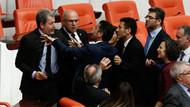 Meclis'te Cizre gerginliği! Vekiller birbirine girdi